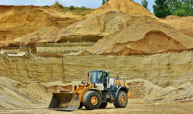 How can mining become more environmentally sustainable?