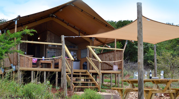 HLUHLUWE BUSH CAMP