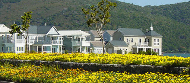 Thesen Islands, Knysna, Garden Route, Western Cape