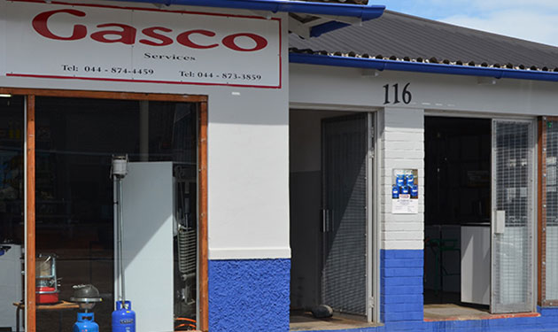 Gasco Services George, Gas Appliances and products, www.gasco-services.co.za